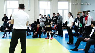 Nikolai Petrov Fight video EAK. Tallinn Cup 2014