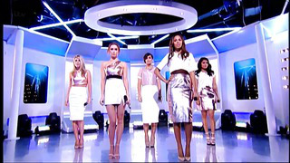 The Saturdays - Not Giving Up - This Morning (7th April, 2014) HD