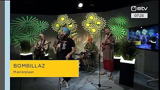 BOMBILLAZ - _Masterplaan