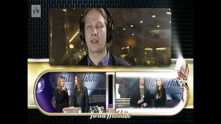 Ari Koivunen & Tommi Fäldt - Sielut iskee tulta @ TV format TARTU MIKKIIN 2014