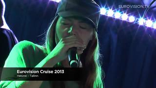 Eurovision Cruise 2013 Helsinki Tallinn