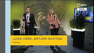 LUISA VÄRK, ARTJOM SAVITSKI - _Koputa