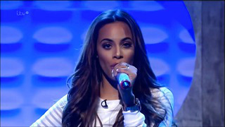 The Saturdays - Not Giving Up - Loose Women - 9th April 2014 HD