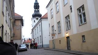 Прибалтика, Таллин, 2 января 2014