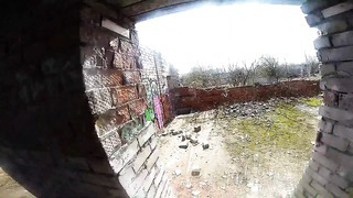 PaintBall in Tallinn.Estonia