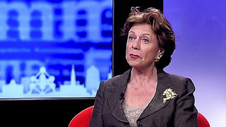 Cloud Security - Neelie talks to President of Estonia