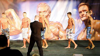 MEN'S PHYSIQUE Lõuna-Eesti VI Lahtised Karikavõistlused Kulturismis ja Fitnessis 2014