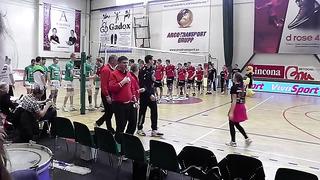12 Aprill 2014 - Eesti meistrivõistluste finaalseeria 4 mäng Selver 2 _ 3 Tartu