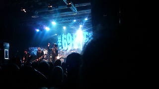 The 69 Eyes - Brandon Lee live tallinn 12.04.2014