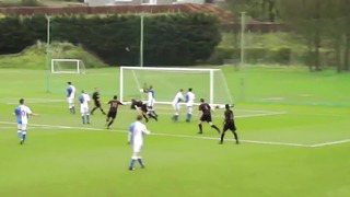 Classy Goal from Estonia's future star _ Bogdan Vastsuk _ Reading FC Academy striker