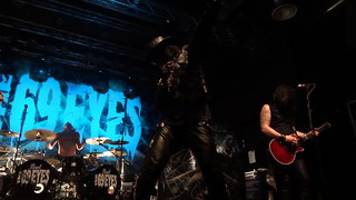 The 69 Eyes, Lost Boys, Rock Cafe Tallinn, 12.04.2014