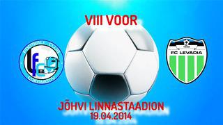 VIII voor Jõhvi FC Lokomotiv - Tallinna FC Levadia 0_4 (0_2)