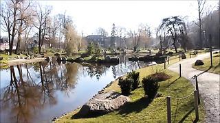 Кадриорг.Японский сад.Таллинн. Japanese Garden.Tallinn.