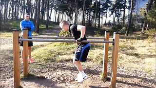 Calisthenics Estonia Workout Routine