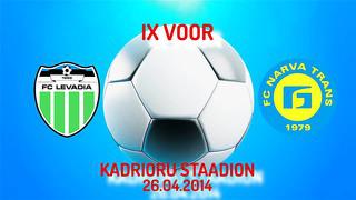 IX voor Tallinna FC Levadia - JK Narva Trans 1_0 (1_0)