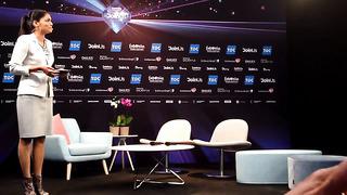 OIKOTIMES_ TANJA (ESTONIA) MEET & GREET _ EUROVISION 2014
