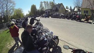 Tartu Motorcycle Parade 2014 - Part I