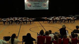 EDO Tallinn CUP 2014 hip hop formation adults, 2. place- Shaté Tantsukool - Dreamteam - Tom Ford