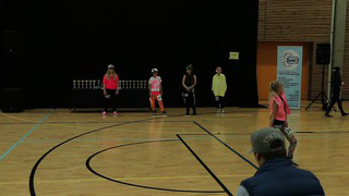 Hanna Paluoja - hip hop solo female children 1. place, EDO Tallinn Cup 2014