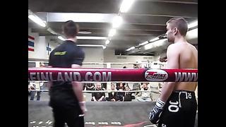 Hendrik Orion, Tartu Fightsport Gym Vs. Jyri Luukkonen, Fight Club Jyväskylä. RNC Hyvinkää 3.4.2014