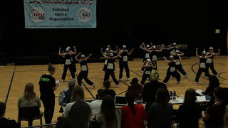 Kung Fu pandad - Shaté Tantsukool, EDO Tallinn Cup 2014 Street Dance Show Formations Children
