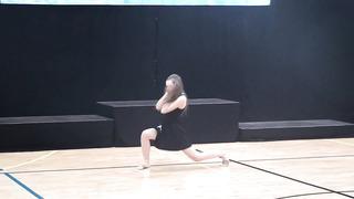 Lisette Laanela showdance solo juniors Tallinn Cup 2014