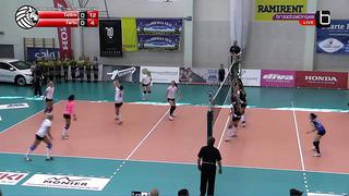 Linnade Karikas Võrkpallis TOP5 Tallinn vs Tartu (naised)