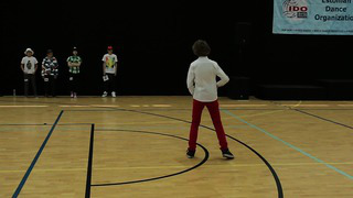Robin Õige - hip hop beginners solos male juniors, EDO Tallinn Cup 2014