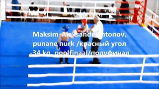 Maksim Antonov K 1 Tartu 2014