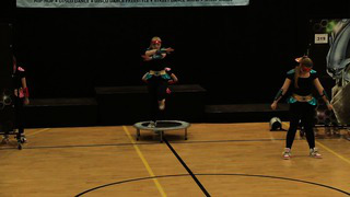 Power Rangers Megaforce - Shaté Tantsukool, EDO Tallinn Cup 2014 Street Dance Show Formations
