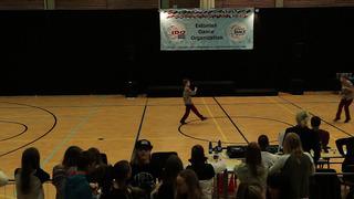 Senjoor Latino - Shaté Tantsukool, EDO Tallinn Cup 2014 Street Dance Show Formations Juniors