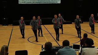 Šikid tšikid - Shaté Tantsukool, EDO Tallinn Cup 2014 Street Dance Show Groups