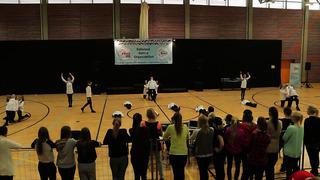 Täiskuu varjus - Shaté Tantsukool, EDO Tallinn Cup 2014 Street Dance Show Formations