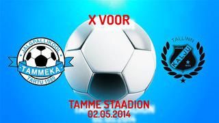 X Voor Tartu JK Tammeka - Nõmme Kalju FC 0_2 (0_1)
