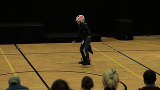 Hanna Paluoja - street dance show solos female children 3. place, EDO Tallinn Cup 2014
