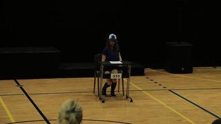 Liisa Kangur - street dance show solos female children 1. place, EDO Tallinn Cup 2014
