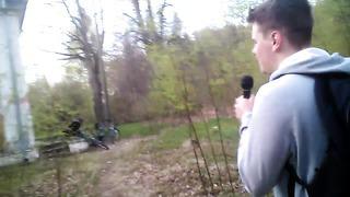 Kesk-Eesti TV võtetel