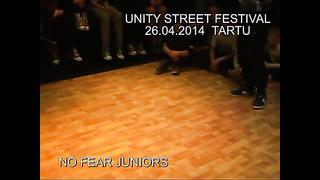 UNITY STREET FESTIVAL 26 04 2014 TARTU Arsenii Vlad Kashirovi