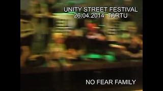 UNITY STREET FESTIVAL 26 04 2014 TARTU Green