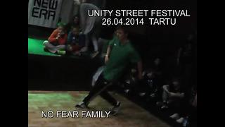 UNITY STREET FESTIVAL 26 04 2014 TARTU Nikita Green