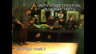 UNITY STREET FESTIVAL 26 04 2014 TARTU Nikita
