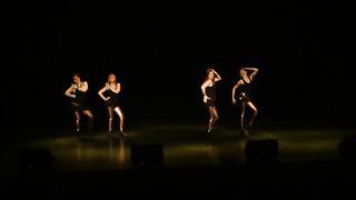 Senjoritas Banditas _Models in Milan_ @ Infusion Tallinn _Around The World Show_ 26.04.2014