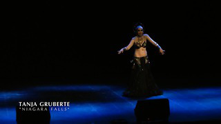 Tanja Gruberte _Niagara Falls_ @ Infusion Tallinn _Around The World Show_ 26.04.2014