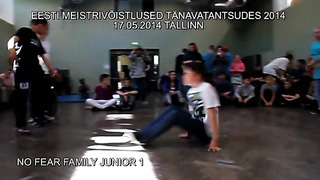 EMV 2014 Tallinn No Fear Family Junior 1 battle 3