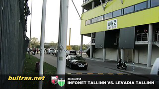 Infonet Tallinn vs. Levadia Tallinn