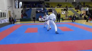 Aleksei Ustinov karate Eesti MV 2014 Rakvere