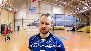 Eesti 1_3 Valgevene maavõistlus mäng - Videokokkuvõte