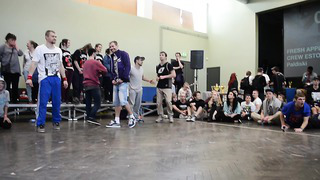 EESTI battles Fresh Apples vs Submission crew