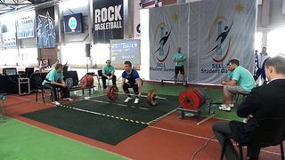 DL 93kg SELL Games 2014 Tartu