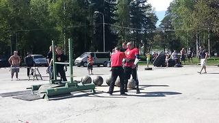 Lõuna-Eesti Vägilane 2014 Markus Männik